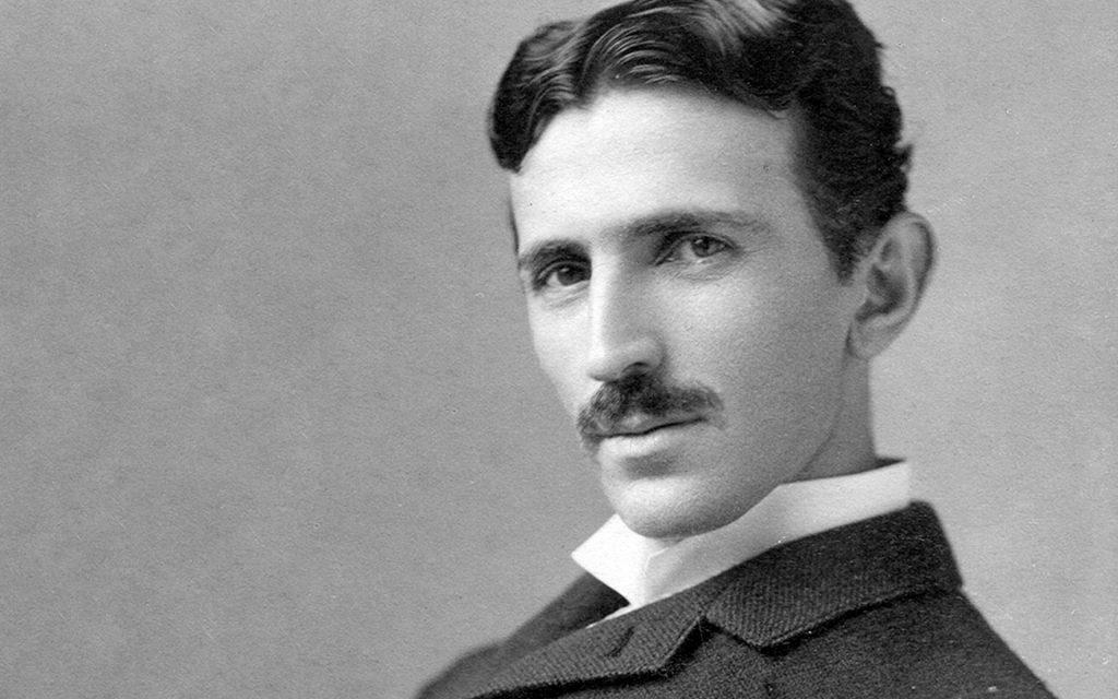 Всичко е светлина Никола Тесла