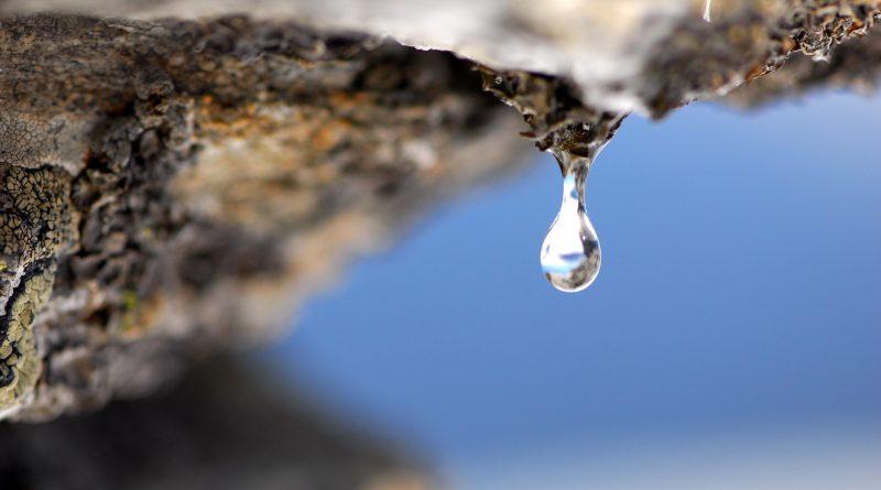 капка вода, pixabay