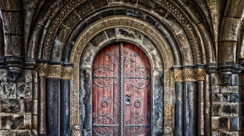 Трите врати на мъдростта - Притча за мъдростта