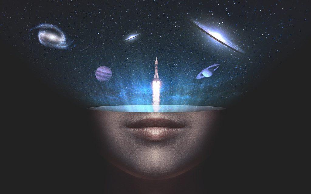 Всяка твоя мисъл преподрежда вселената