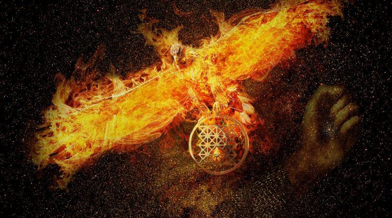 феникс - символ на осми лунен ден