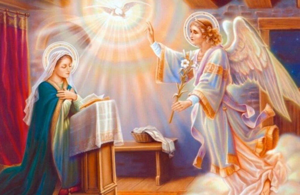 празнична трапеза за благовещение обичаи