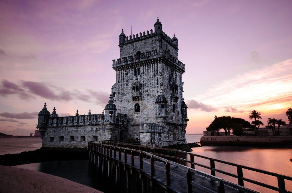 прекрасната архитектура на Португалия