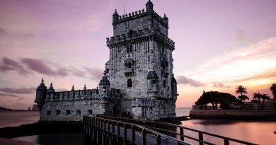 На път към прекрасната архитектура на Португалия