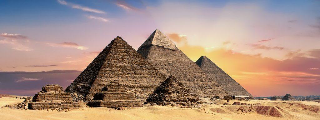 Египет пирамиди
