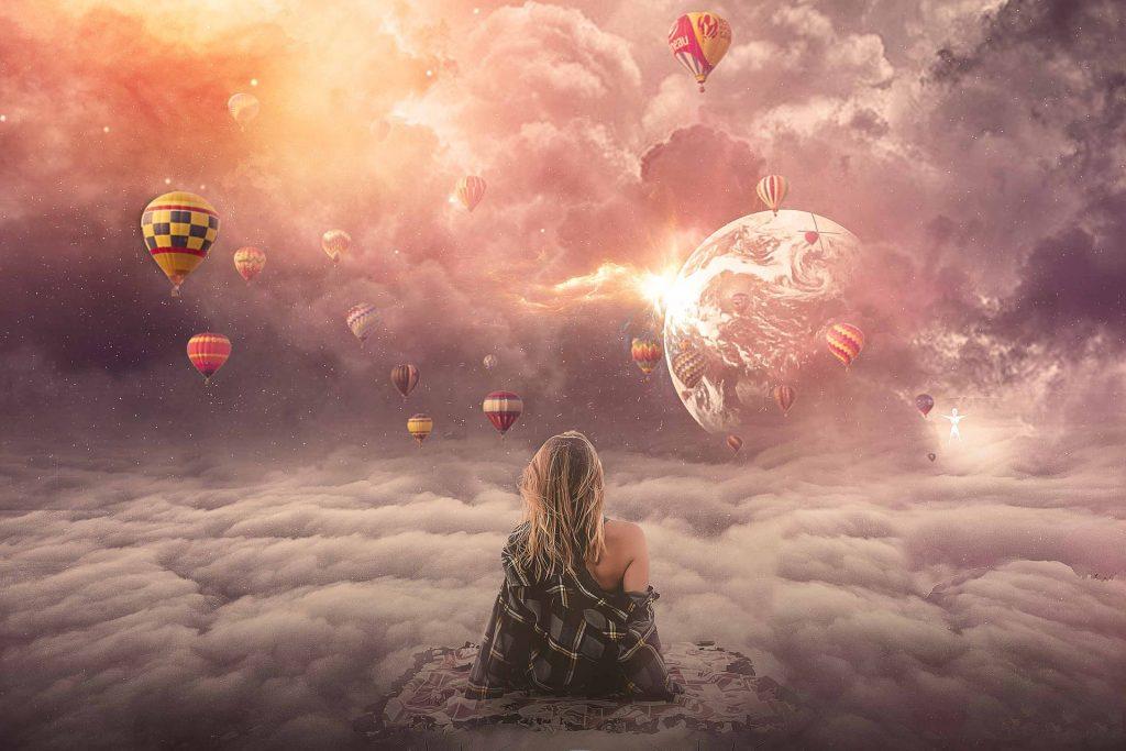Денят, в който осъзнаеш колко си удивителен, е денят, в който светът е по-добре да отстъпи
