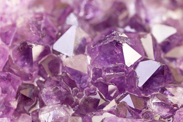 камъни за зодия стрелец - аметист