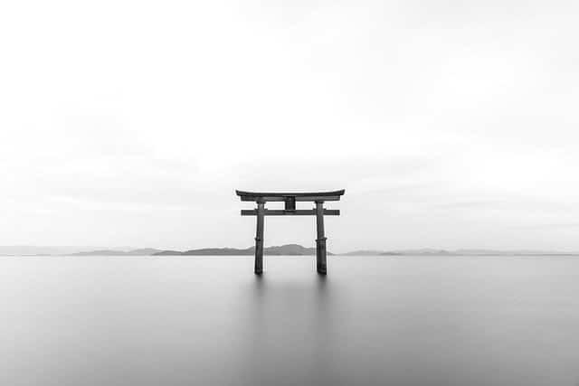 Японска техника за спокойствие